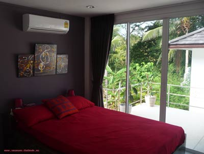 Photo 26 English grand large 1.50m bed, its Italian shower in Koh Samui, Suratthani, Thailande