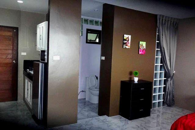 studio appartement dream avec vue sur la baie de chaweng noi dans villa en hauteur. Black Bedroom Furniture Sets. Home Design Ideas